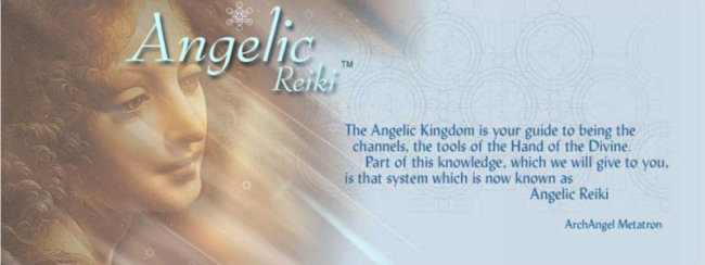 angelic reiki offical image