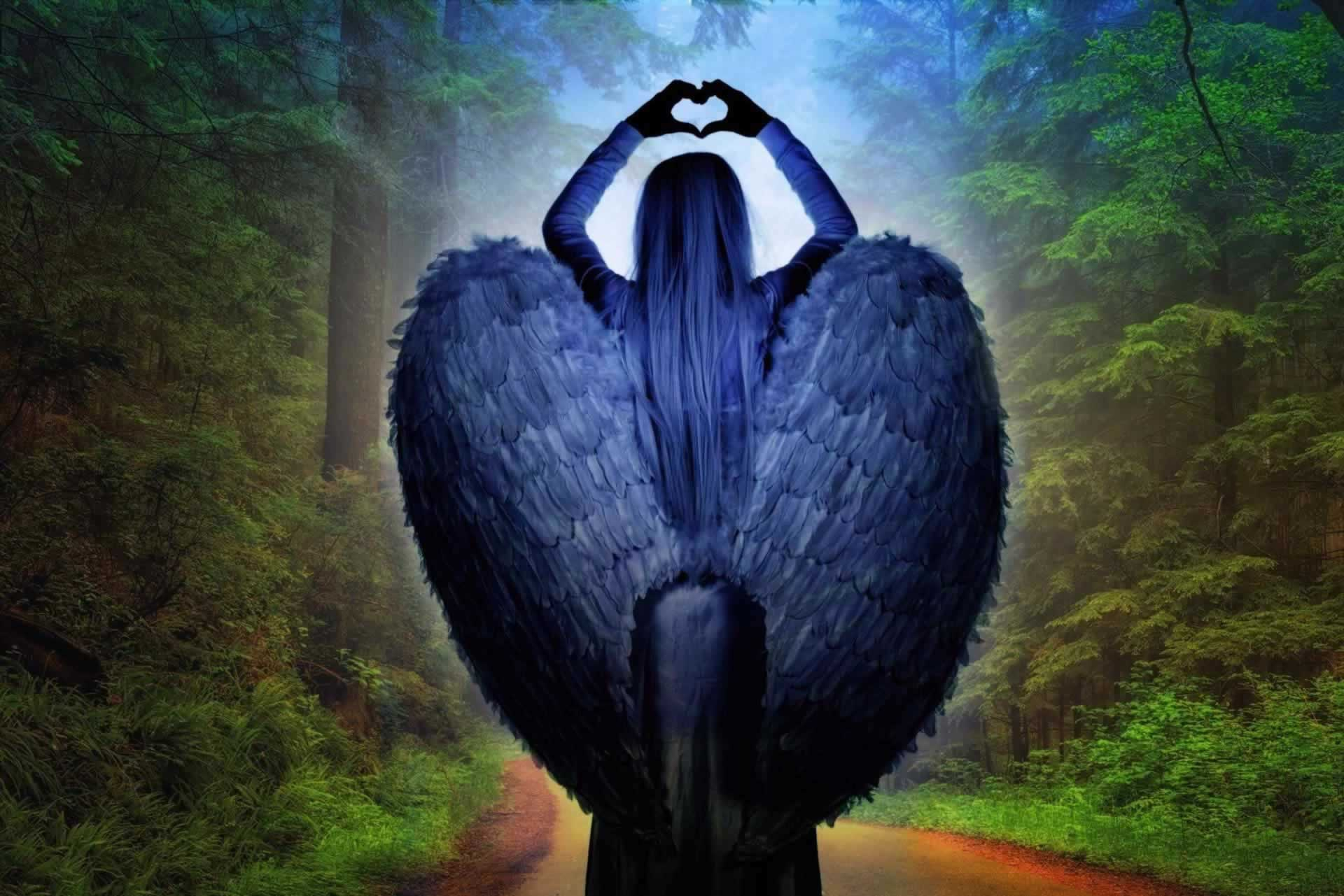 Alison's guide to starting out on your Angelic path