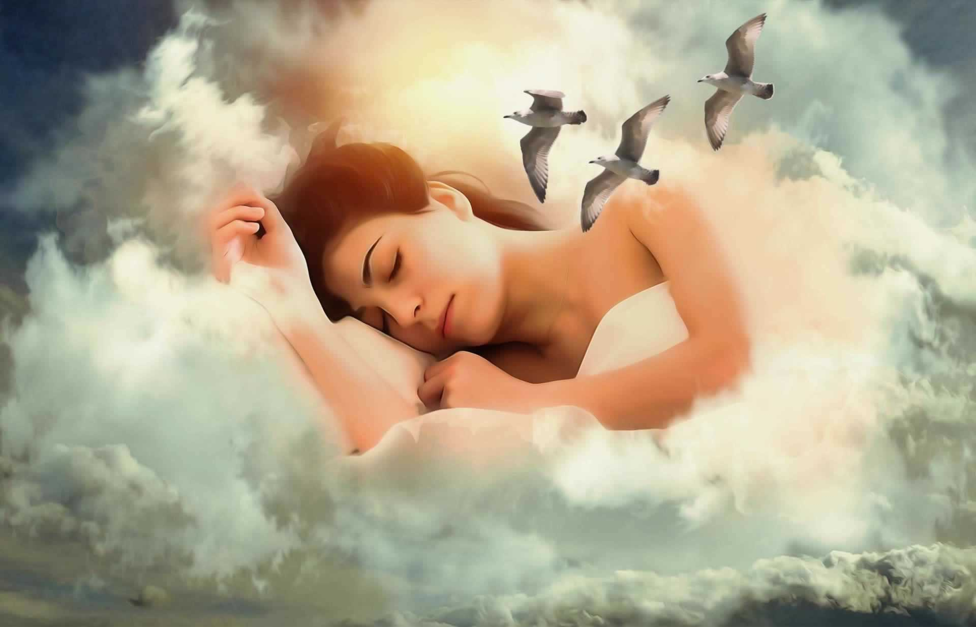 Learn how to receive signs from your angel in dreams